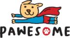 Pawesome logo